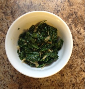 Kale 5 cooked